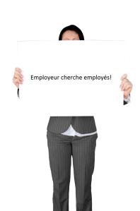 recrutement salon d'emploi
